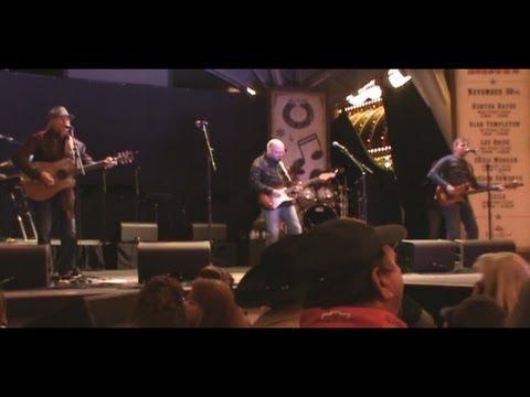 Exile - 4 Song Medley - Fremont Street - 12/2/11