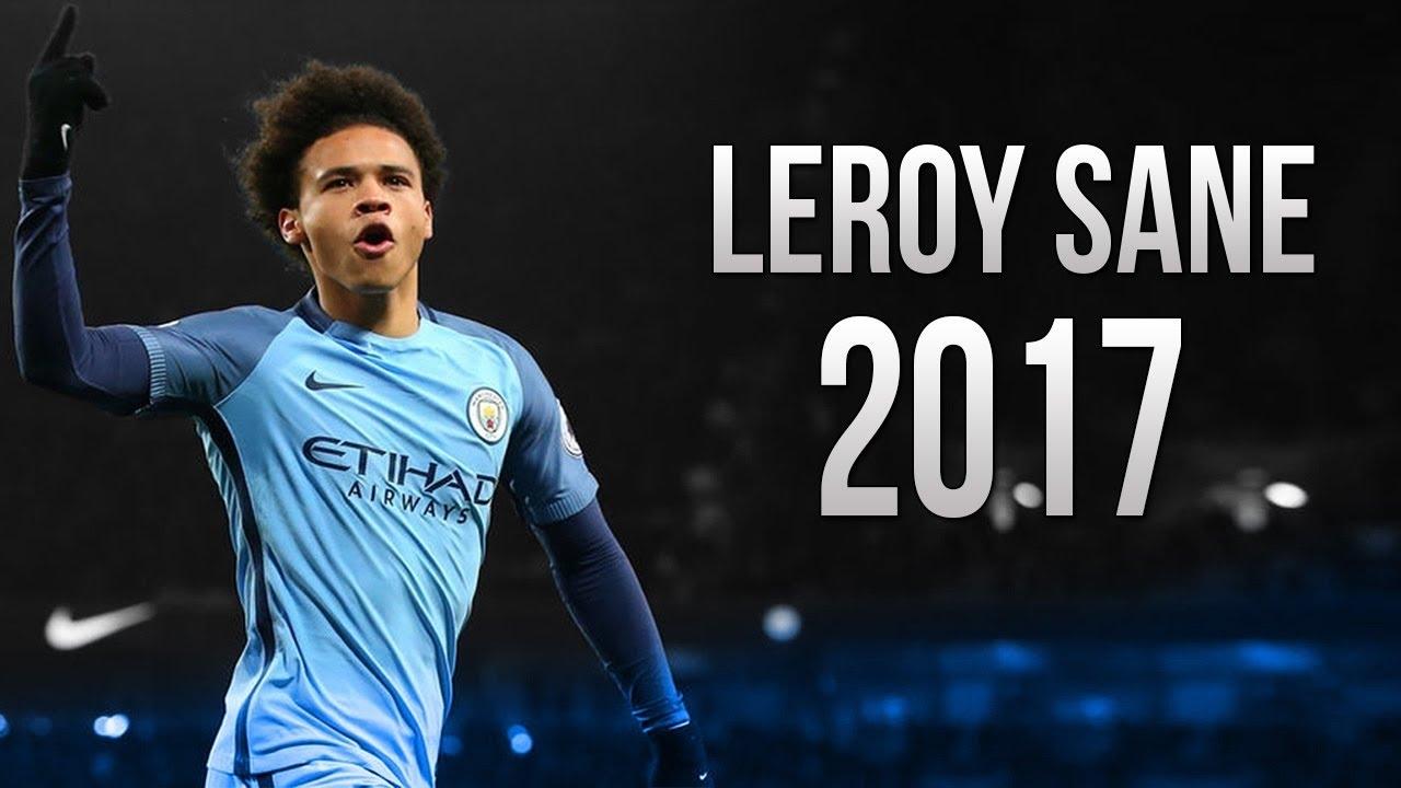 Leroy Sané On My Own Best Skills & Goals 2017