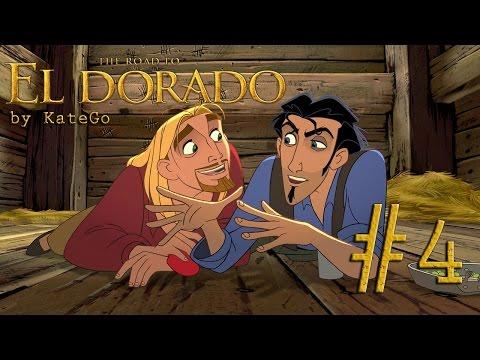 Дорога на эльдорадо 2 мультфильм 2000
