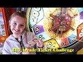£10 ARCADE TICKET CHALLENGE