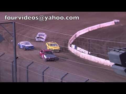 Perris NOD #2  Demo Cross 4 cylinder Main Event Highlights 4-27-19