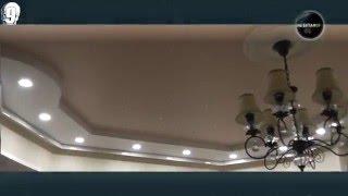 Натяжной потолок в 2 уровня от компании Бутафор Санкт-Петербург(, 2016-04-07T14:07:12.000Z)