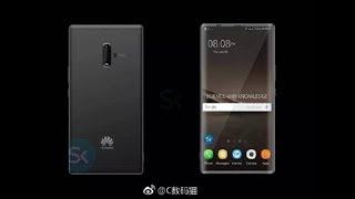 El Huawei Mate 10 Mostrado Oficialmente es Increible