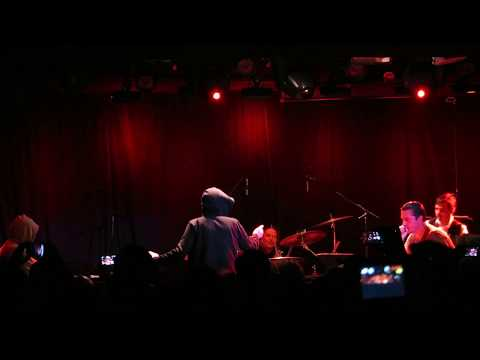 Templars In Sacred Blood Live at Le Poisson Rouge