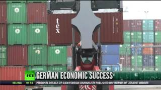 Should Europe follow Germany's export-led economic model?