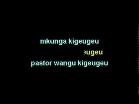 Jaguar   Kigeugeu soulmastaz karaoke version