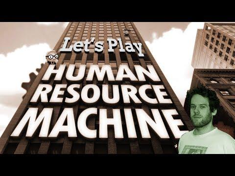 Human Resource Machine - Florentin im Personalwesen