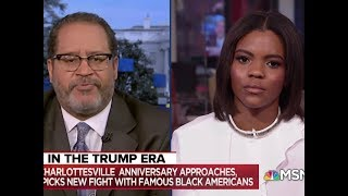 Candace Owens is a DANGER0US Voice for Blacks Agrees w/Trump National Guard should be in Chicago