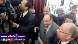 وزير الثقافة يفتتح قصر ثقافة مصطفى كامل بالإسكندرية .. فيديو وصور