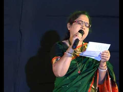 """Tum Kaise Aisa Geet Gaate Chalte"" - Susmita Bhattacharyya"