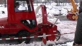 乗用除雪機「とらん丸」NR30P