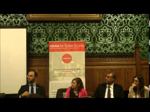 Westminster Debate 'The Republican People's Party's (CHP) Political Outlook in the 'New Turkey' 4