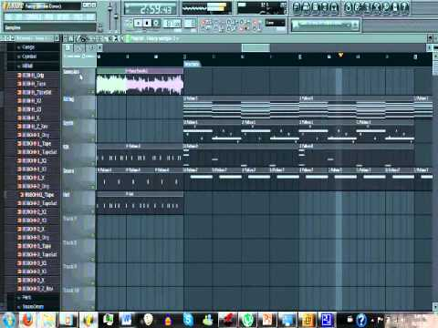 Fancy-Drake Ft. T.I & Swizz Beatz (FL Cover + FLP/MP3)