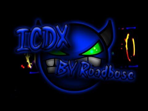 WR ATTEMPTS?! - ICDX [Extreme Demon] (Roadbose) - Geometry Dash [2.1]