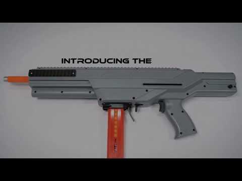 Nerf Mods - Omni Product Teaser 1 - Nerf, Longshot, Mod Kits