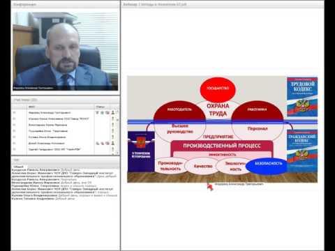 Методы и технологии обеспечения безопасности труда