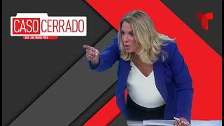 Reproducción irresponsable 👨🏻👬🏽👭 | Caso Cerrado | Telemundo
