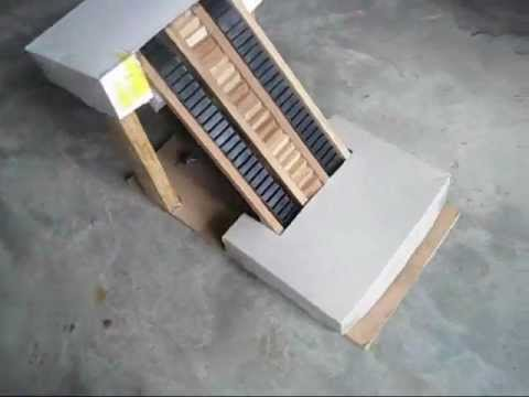 Escalator Working Model Science And Technology Projects
