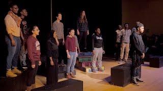 Washburn Blackbox Acting Program