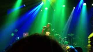 Half Pint - Substitute Lover (Live @ Tavastia, Helsinki, Finland 25.8.2012)