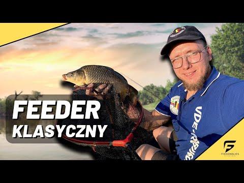 Łowienie na feeder klasyczny