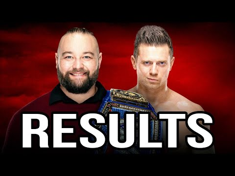 WWE TLC 2019 FULL SHOW RESULTS