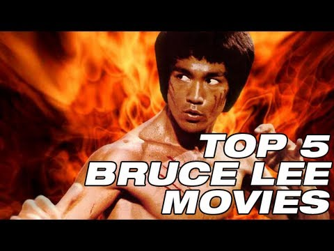 Angry Asian Man's Top 5 Bruce Lee Movies - YouTube