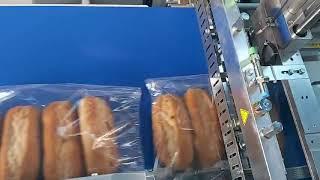 hs500 servo 제빵 자동포장 테스트, (주)패커…