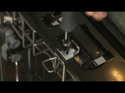 Door Strike - Whirlpool Dishwasher Repair Model #WDF550SAFS