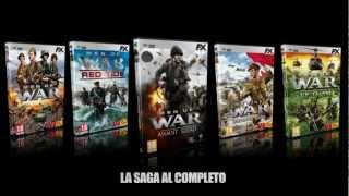 MEN OF WAR EDICIÓN COLECCIONISTA | Tráiler español - juegos FX