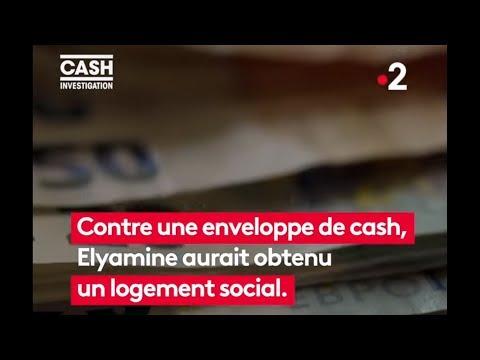 Un logement social contre une enveloppe de cash - Cash investigation