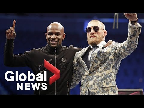 Mayweather vs. McGregor Post-Fight Press Conference