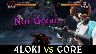 Alliance War: 4L0ki -vs- C0RE | Season 6, War 3 | Marvel Contest of Champions