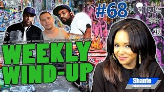 Weekly Wind-Up 68 - Lucky Tatt, Royal Flush, Lil Fame, Dr Syntax, Pete Cannon, Large Professor