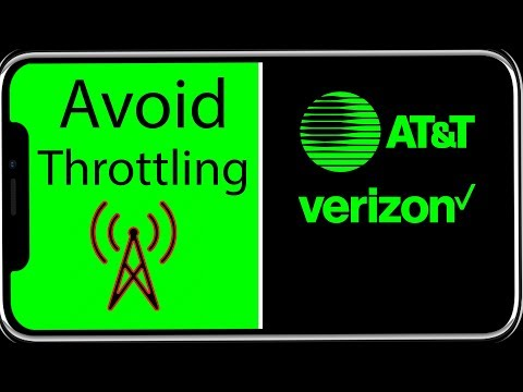 Stop Throttling My Internet - How To Bypass Throttling On All Cellular Carriers