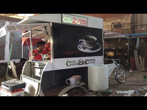 COFFEE#CHAI#TEA#CARTS MANUFACTURES#DELHI//SAI STRUCTURES INDIA#LOW INVESTMENT#BIG PROFIT#