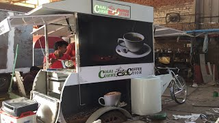 Gambar cover COFFEE#CHAI#TEA#CARTS MANUFACTURES#DELHI//SAI STRUCTURES INDIA#LOW INVESTMENT#BIG PROFIT#