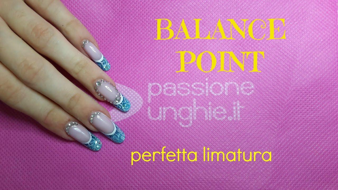 Ricostruzione unghie balance point e limatura pipe in - Diva nails prodotti ...