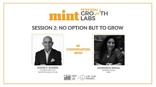 Mint Personal Growth Labs: No option but to grow