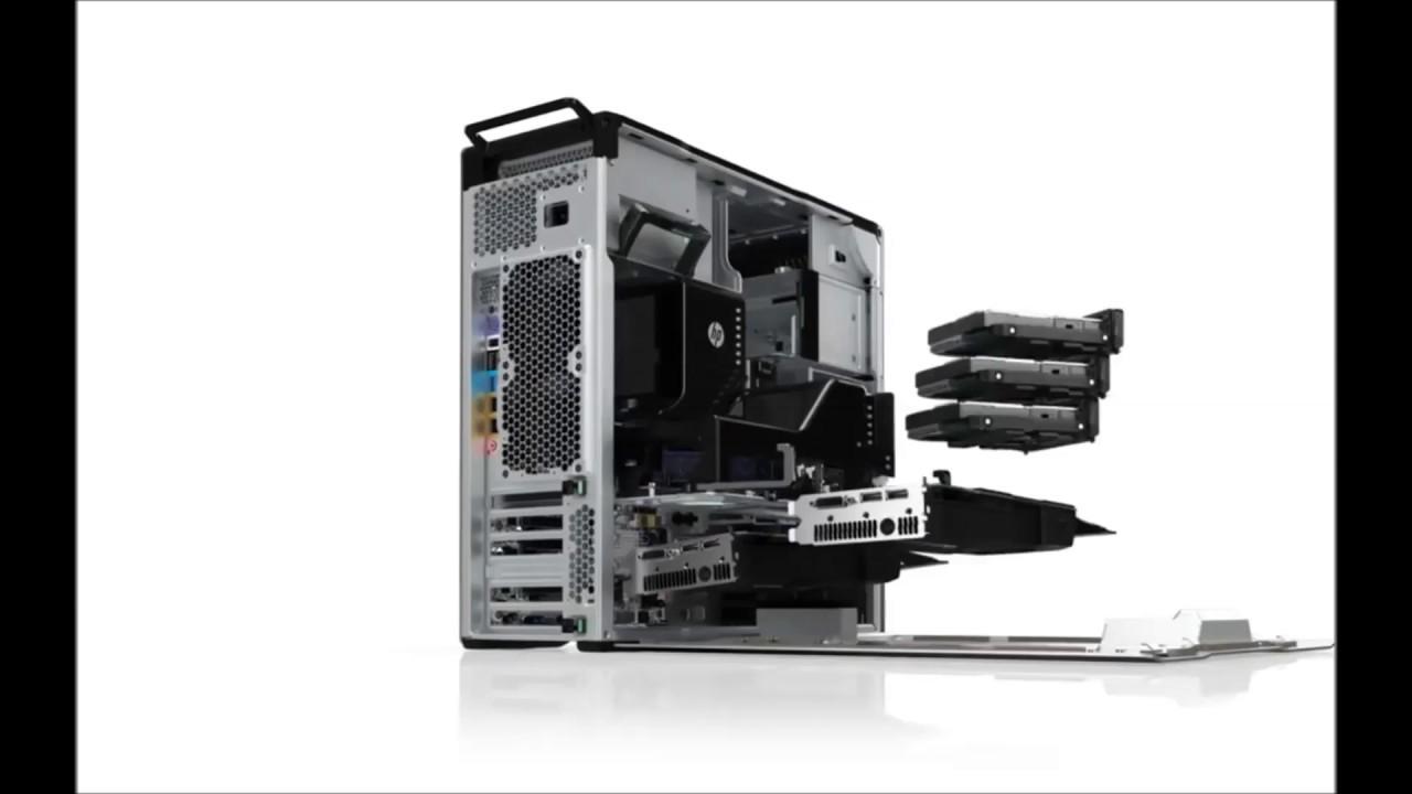 HP Z Workstations - z620