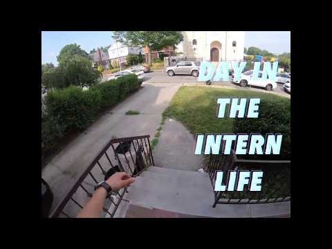 Day in the Life: Pfizer Intern