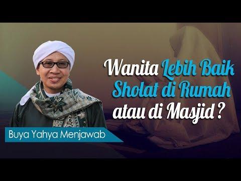 Download KH. Zainul Ma'arif (Buya Yahya) - Wanita Lebih Baik Sholat di Rumah atau di Masjid -  MP3 MP4 3GP