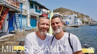 Milos Island / Greece Travel Vlog #198 / The Way We Saw It