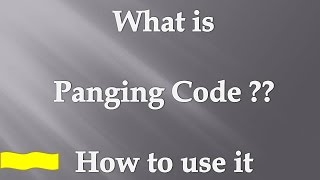 Video Wapka Panging Code For Category code Part 1 download MP3, 3GP, MP4, WEBM, AVI, FLV Desember 2017
