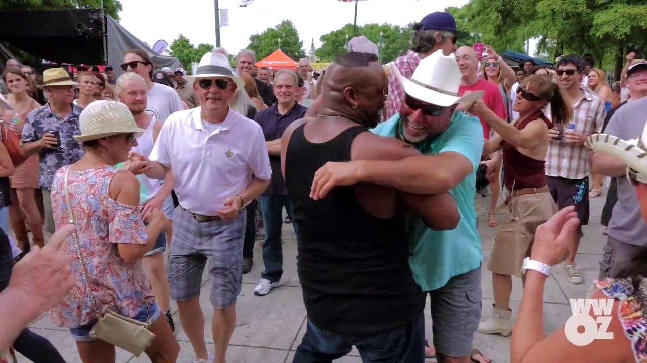 Cajun Zydeco Festival 2016 - YouTube