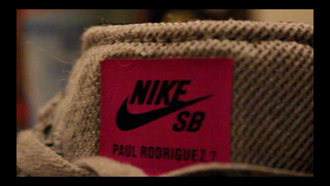 Nike SB P-Rod 7 Review