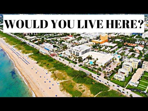 Pro's & Con's Of Living In Delray Beach, Fl. (2019)