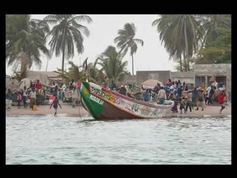 Sénégal 2014 -  Terres marine