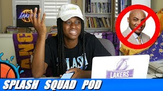 MY response to Charles Barkley HATING on LeBron and the new Lakers! Locker Room DISASTER?!