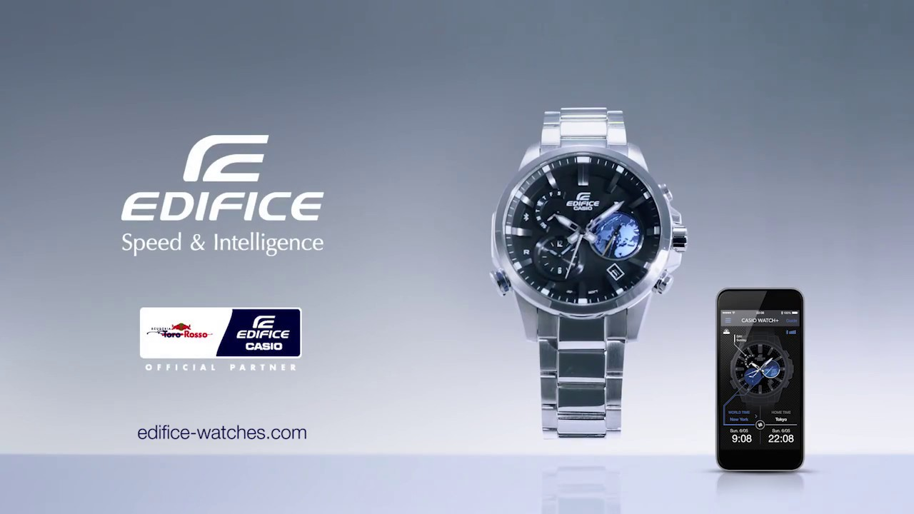 Edifice Eqb 600d 1a2dr Youtube Casio G Shock Gst S110bd